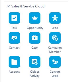 Journey Builder Sales & Service Cloud